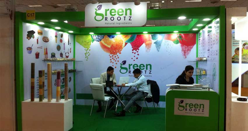 Exhibition Stall Designer